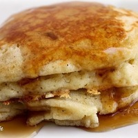 Fluffy, FLUFFY, Pancakes! Yes, Indeed.