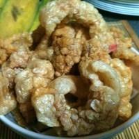 Chicharon : Pork Cracklings