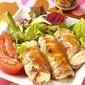 Healthy Tofu Rolled Pork Steak Salad