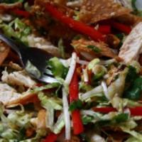 Chinetown chicken salad