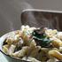 Finding Inspiration - Mushroom Carbonara Pasta