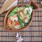 Asparagus & Seafood Pasta Aglio e Olio