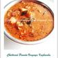 Chettinad Poondu Vengaya Kuzhambu/Garlic Shallots Gravy
