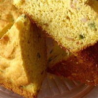 Cornbread, Jalapeno Maple Bacon