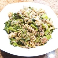 Top SF Chronicle Recipe: Pasta with Broccoli and Spicy Sausage