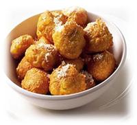 Hazelnut Cheese Bits