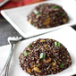 Black Quinoa Salad with Orange & Cumin Dressing Recipe