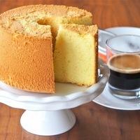 Orange Chiffon Cake~New