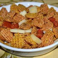 The Ultimate Italian Snack Mix