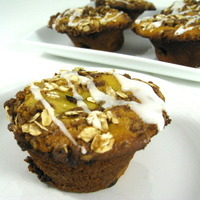 Fabulous Skinny Lemon Blueberry Coffee Cake Muffins, Great for Mother's Day