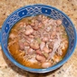 Delicious Pork and Bean Stew for Tostadas, Tacos, or Burritos