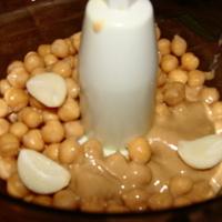 Tahini Hummus with Crudite