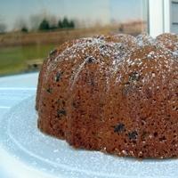 Sour Cream Chocolate Chip Bundt Cake
