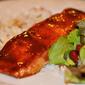 Blackberry Chipotle Glazed Salmon Recipe – Also Known As Wedding Dinner Salmon