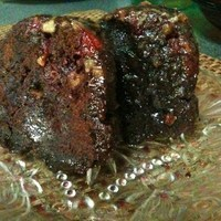 Image of Dark Cherry Walnut Rum Cookie Recipe, Cook Eat Share