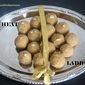 Wheat Laddu