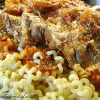 Red Sauce with Pork