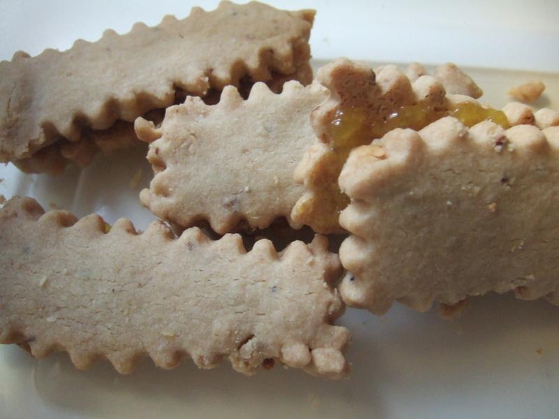 Macadamia Shortbread