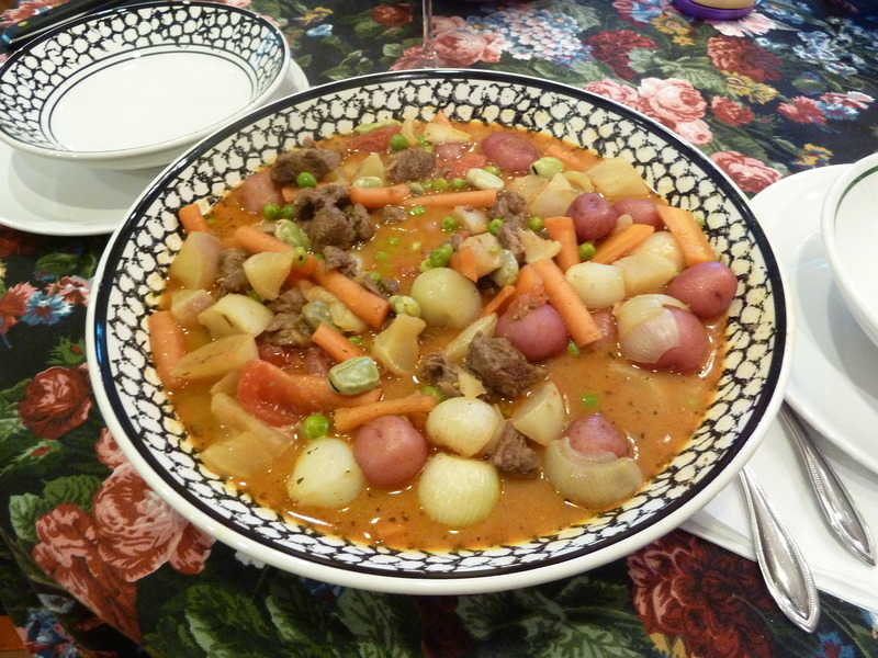 Navarin d 39 agneau recipe by phil cookeatshare for Navarin recipe
