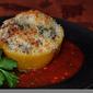 Black Bean and Quinoa Salad Stuffed Pepper Recipe