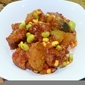 Hearty Pork Stew with Pumpkin