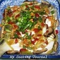 My Cooking Journal 14 - Steam White Pomfret (清蒸白鲳魚)
