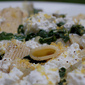 Lemon-Scented Pasta With Swiss Chard & Ricotta