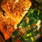 Fish & Mix veges