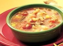 HCG Diet - Spanish Chicken Soup
