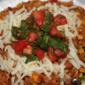 Vegetarian Taco Salad (Healthy Options)