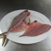 Marinated Trevally