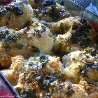 Crispy ~ Oven Fried Chicken