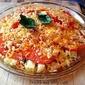 Fresh Corn and Tomato Pie