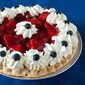 Five Minute Patriotic Pie