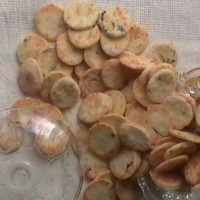 Сырные монетки