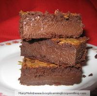 Flourless Rich Chocolate Cheese Cake - No Failure Is A Failure