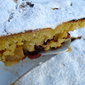 Skillet fruitcake