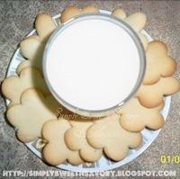 Hab-el-Hal (Cardamom Cookies)