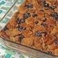 Gluten free Rudi's inspired Cherry and Orange Bread Pudding
