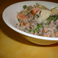 Smoked Salmon and Asparagus Risotto