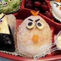 Angry Birds Onigiri Bento Box (おにぎり)