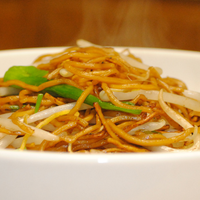 Pan-Fried Noodle Hong Kong Style