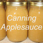 Canning Applesauce
