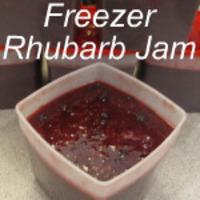 The Best Rhubarb Jam
