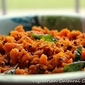 Spicy sweet-potato fry