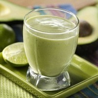 melanie's avocado smoothie