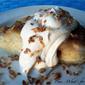 Gluten Free Banana Upside Down Cake