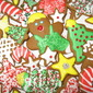 Aunt Martha's Gingerbread Cookies
