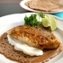 Indian Spiced Fish Sandwich