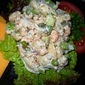Shrimp & Shell Pasta Salad